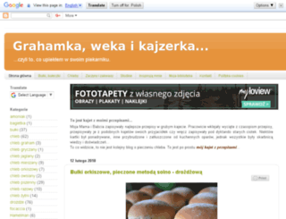 grahamka.blogspot.ie screenshot