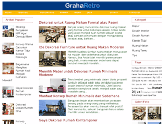 graharetro.blogspot.com screenshot