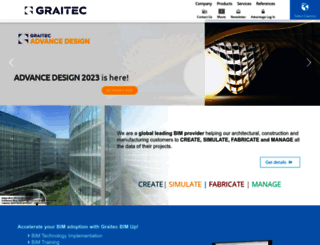 graitec.com screenshot