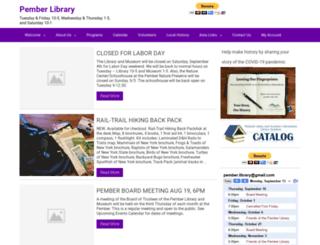 gralib.sals.edu screenshot