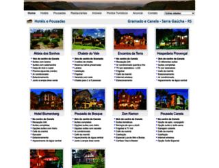 gramadoecanela.com.br screenshot