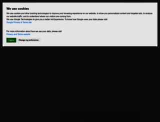 granada.opendi.es screenshot