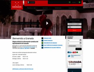 granadatur.com screenshot