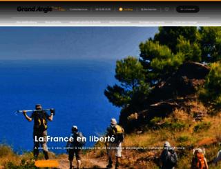 grandangle.fr screenshot