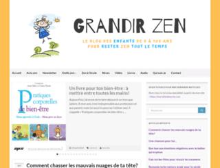 grandirzen.com screenshot
