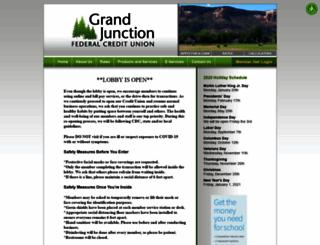 grandjunctionfcu.org screenshot
