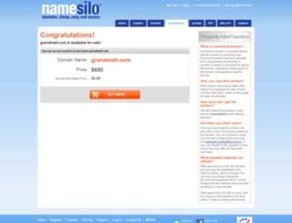 grandmalt.com screenshot