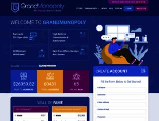 grandmonopoly.com screenshot