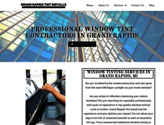 grandrapidsnaturalliving.com screenshot