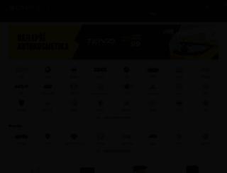 granex.cz screenshot