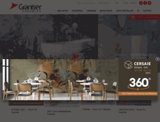 graniser.com.tr screenshot