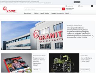 granit-parts.pl screenshot