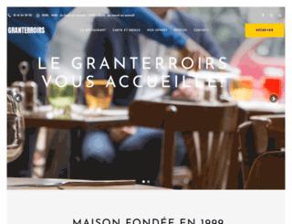 granterroirs.com screenshot