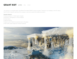 grantkot.com screenshot