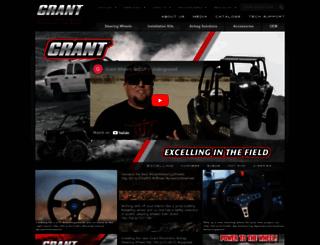 grantproducts.com screenshot