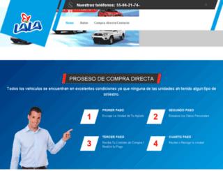 granventadeautosycamionetas.com screenshot
