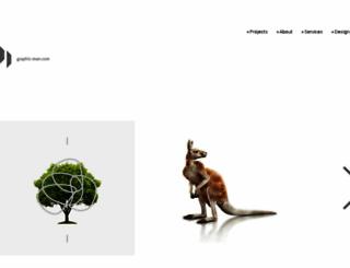 graphic-man.com screenshot