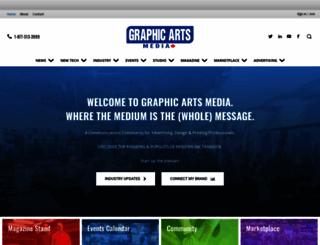 graphicartsmag.com screenshot