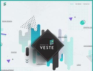 graphicbyveste.com screenshot