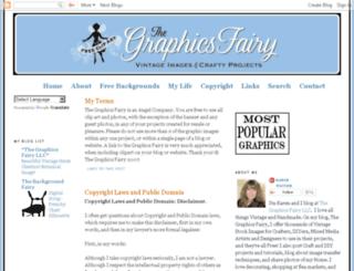 graphicsfairyterms.blogspot.com screenshot
