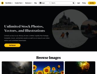 graphicstock.com screenshot