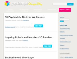 graphictorque.com screenshot