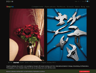 graphis.com screenshot
