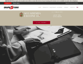 graphistudio.fr screenshot