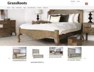 grassrootsimports.com screenshot
