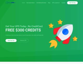gratisvps.net screenshot