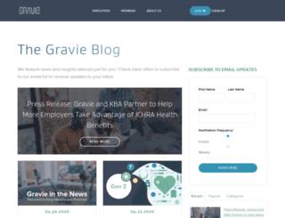 gravie-2.hs-sites.com screenshot