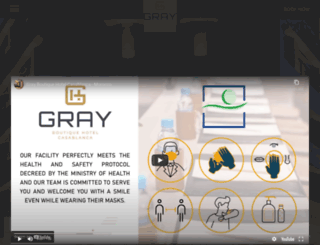 grayhotelandspa.com screenshot