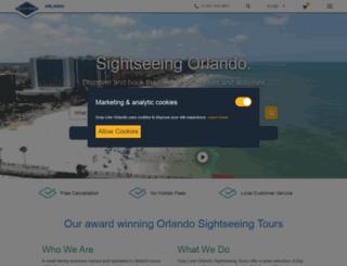 graylineorlando.com screenshot