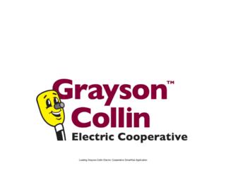 graysoncollin.smarthub.coop screenshot