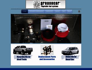 greasecar.com screenshot