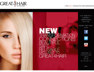 great4hair.com screenshot