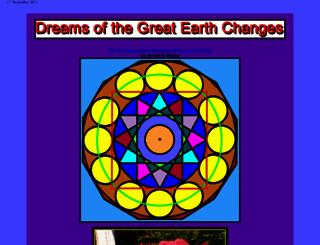 greatdreams.com screenshot