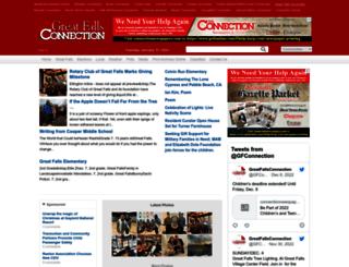 greatfallsconnection.com screenshot