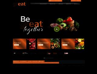 greatfoodhall.com screenshot