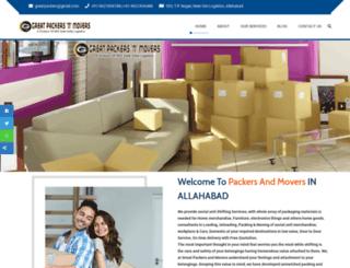 greatpacker.com screenshot