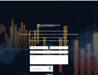 greattradingsystems.com screenshot