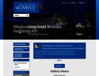 greatwomen.org screenshot