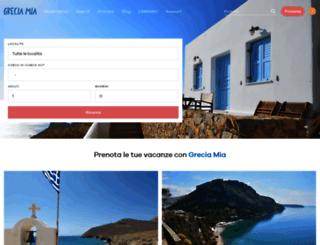 greciamia.it screenshot
