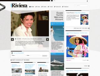 greekriviera.gr screenshot