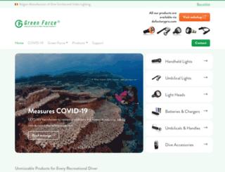 green-force.com screenshot