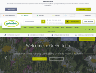 green-tech.co.uk screenshot