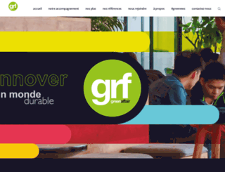 greenaffair.com screenshot