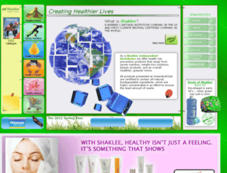 greenandclick.com screenshot