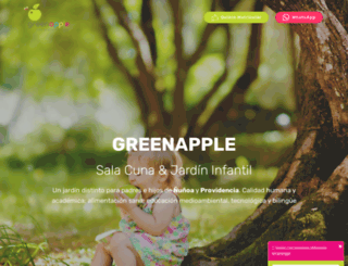 greenapple.cl screenshot