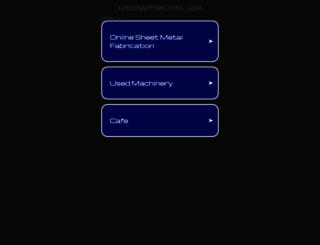 greenappmachine.com screenshot